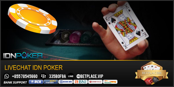 Livechat-Idn-Poker