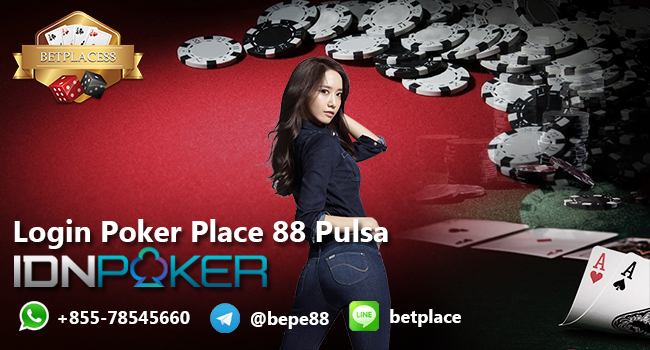 B3 Login Poker Place 88 Pulsa